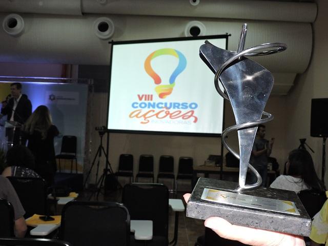 Premiação foi concedida à Casal por trabalho de combate a perdas de água